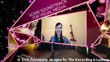 USA 63. Grammy Awards in Los Angeles - Hildur Guðnadóttir