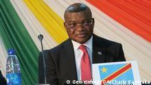 Kalev Mutond - ehemaliger kongolesischer Geheimdienstchef