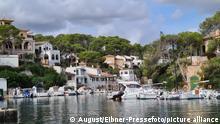 Spanien Mallorca - Cala Figuera