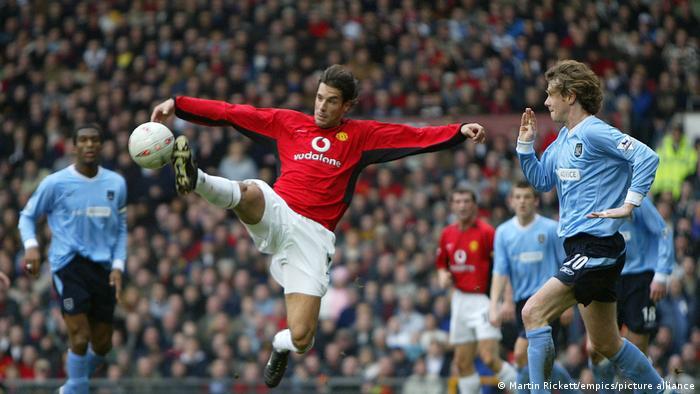 Van Nistelrooy Toptorjäger der Champions League