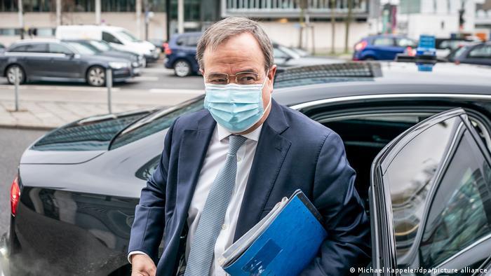 Deutschland CDU Gremiensitzungen und Statements der Bundesparteien