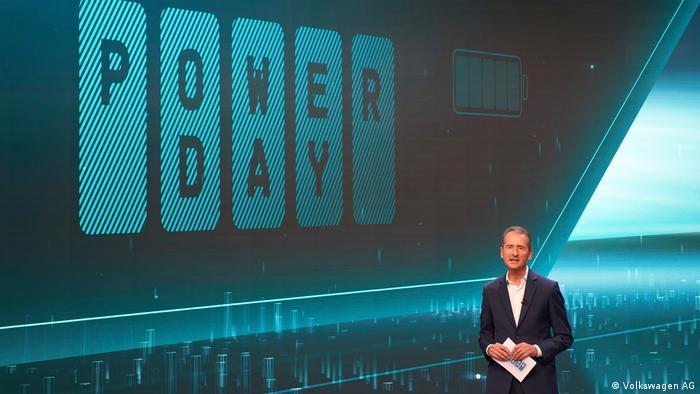 Volkswagen Power Day   Herbert Diess