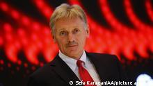 Russland Dmitri Peskow Kremlin Sprecher