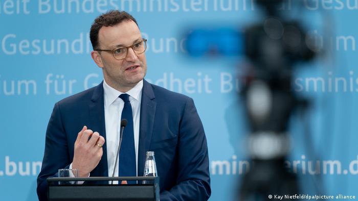 Menteri Kesehatan Jerman Jens Spahn