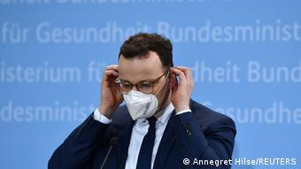Министр здравоохранения Германии Йенс Шпан