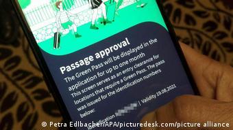 Το λεγόμενο Πράσινο Διαβατήριο καθιερώθηκε στο Ισραήλ