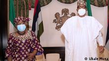 Nigeria | Besuch WTO Generaldirektorin | Ngozi Okonjo-Iweala