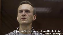 Alexei Nawalny |russischer Oppositionspolitiker