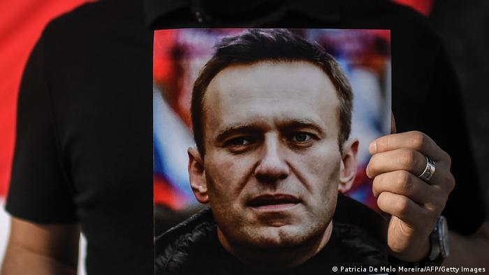 Алексей Навални ще прекара 2,5 години в ИК-2
