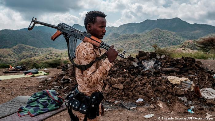 Äthiopien Konflikte