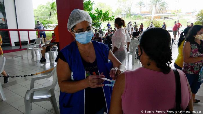 Brazil   Coronavirus  