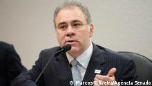 Marcelo Antônio Gesundheitsminister Brasikien