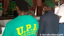 Organisation zur Implementierung einer Schattenregierung in Angola