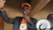 Tschad Politiker Marcelin Passale Kanabe Copyright: Blaise Dariustone, DW-Korrespondent im Tschad.