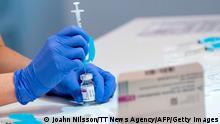 Schweden Malmo | Coronavirus | AstraZeneca Impfung