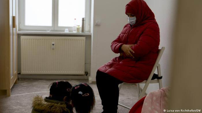 Deutschland Ahmadi Gemeinde in Leipzig Abschiebung