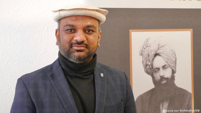 جرمن صوبوں تھیورنگیا اور سیکسنی میں احمدی برادری کے ترجمان محمد سلیمان ملک