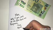 Symbolbild | Geld senden | Lindita Arapi