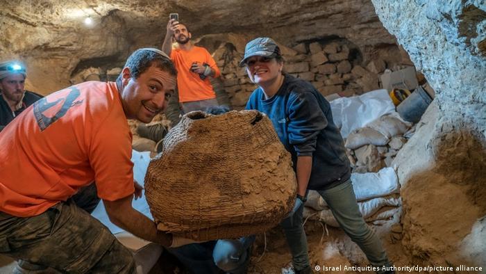 Israel   Archäologische Funde   Fragmente