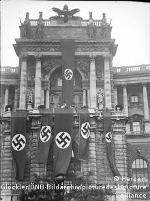 Балкон в марте 1938 года