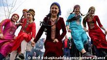 Türkei Istanbul | Traditionelles Festival | Nowruz
