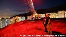 Iran Tehran | Feuer Festival | Chaharshanbe Souri