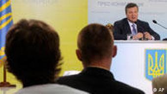 Ukraine Pressefreiheit