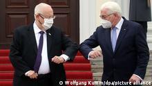 Deutschland Berlin | Israels Präsident Rivlin | Frank-Walter Steinmeier