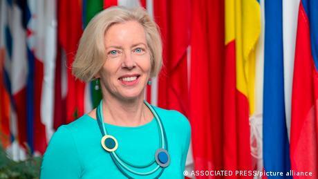 Emer Cooke, directora de la Agencia Europea del Medicamento.