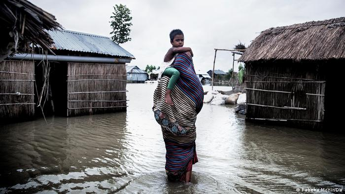 Bangladesch | Flut im Gaibandha Distrikt