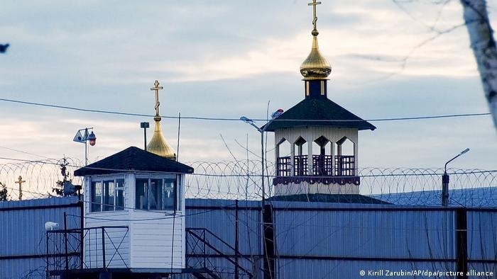 Închisoare, Alexei Navalnîi