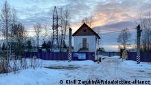 Russland Pokrow | Gefangenenkolonie IK-2 | Kremlgegner Nawalny