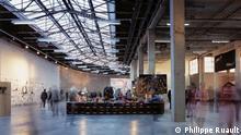 ***ACHTUNG: Bild nur zur Berichterstattung über den Pritzker-Preis 2021 für Anne Lacaton und Jean-Philippe Vassal verwenden!*** via: Torsten Landsberg Quelle: https://www.pritzkerprize.com/laureates/anne-lacaton-and-jean-philippe-vassal Site for Contemporary Creation, Phase 2, Palais de Tokyo 2012 Paris, France Rechte: Philippe Ruault