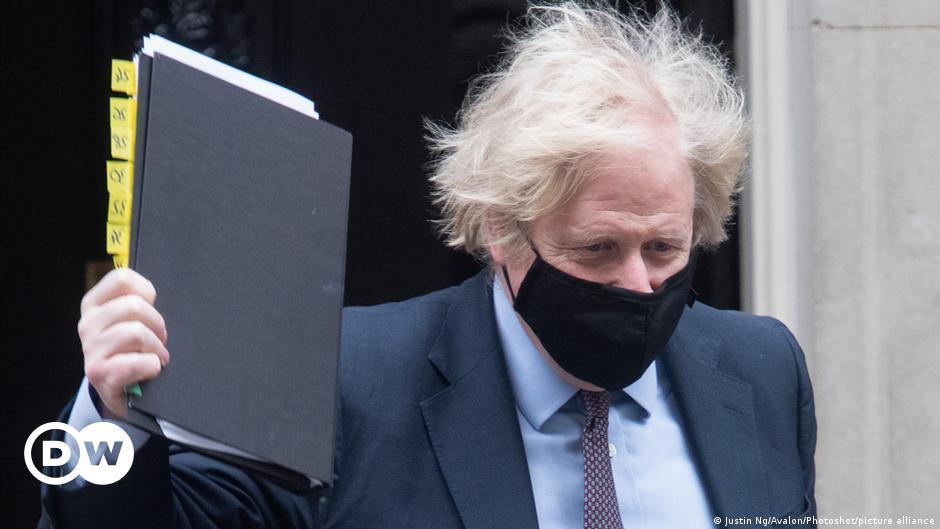 Johnson richtet Großbritanniens Außenpolitik neu aus
