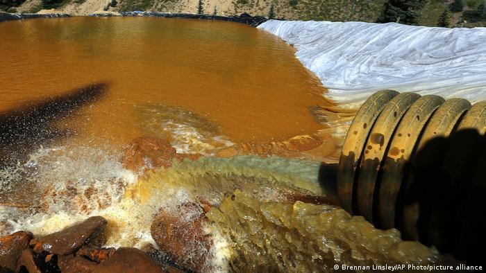 Kisela voda iz rudnika