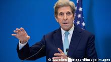 USA Politiker John Kerry