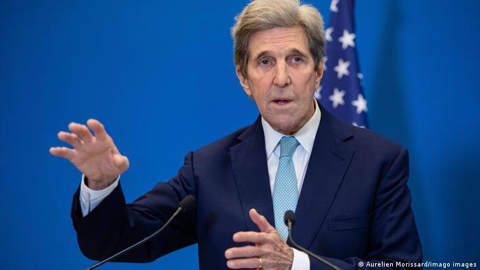 US presidential envoy for climate change, John Kerry