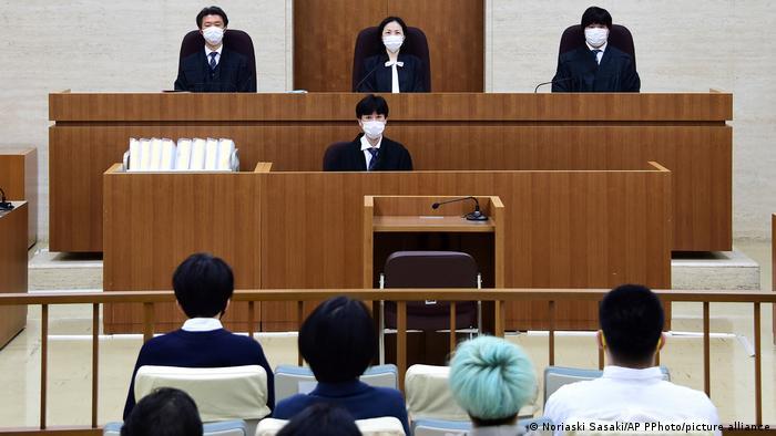 Japan Entscheidung über gleichgeschlechtliche Ehe