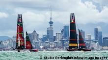BdTD Neuseeland America´s Cup in Auckland