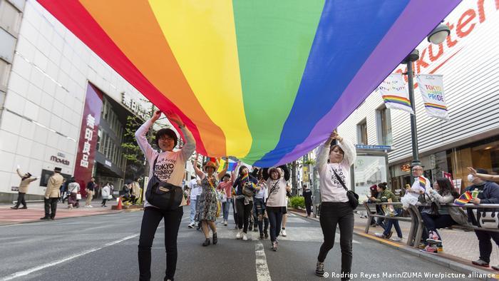 Japan Tokyo Rainbow Pride 2019