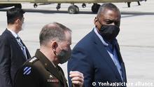 Südkorea | Besuch US-Verteidigungsminister Lloyd Austin