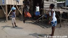 17.03.20201 Children playing in São Tomé e Príncipe | trigger cases of sexual abuse of minors