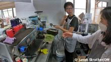 Südkorea Baek Jae-wook Barista Autist