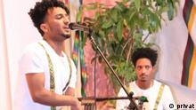 Deutschland Äthiopische Kunst Gemeinde in Nürnberg