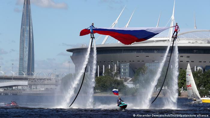Санкт-Петербург - Кретовский стадион