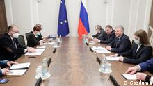 Hendrik Daems besucht Moskau, März 2021 via Daniela Posdnjakova, 17.03.2021