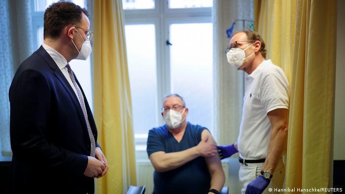 TABLEAU | Deutschland Berlin | Coronavirus dritte Welle | Jens Spahn, Bundesgesundheitsminister
