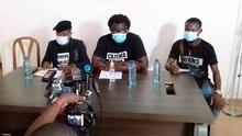 Angola PK der Jugend für Kommunen-Bewegung