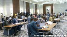 Äthiopien I Sitzung des Nationalen Äthiopischen Wahlausschusses