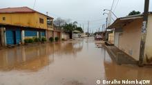 Angola Luanda Überschwemmungen